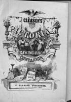 Gleason s Pictorial Drawing room Companion PDF