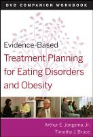 Evidence Based Treatment Planning for Eating Disorders and Obesity Companion Workbook PDF