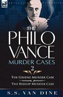 The Philo VanCe Murder Cases PDF