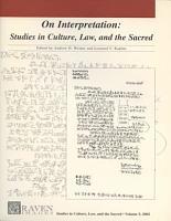 On Interpretation PDF