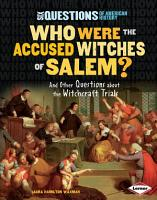 Who Were the Accused Witches of Salem  PDF