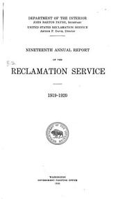 Annual Report: Volume 19