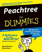 Peachtree For Dummies: Edition 2