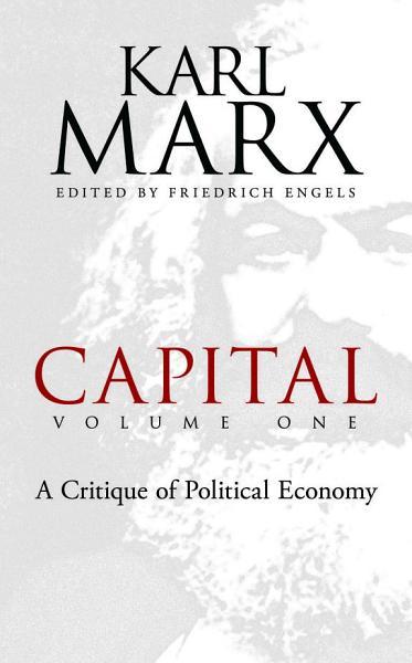 Download Capital  Volume I Book