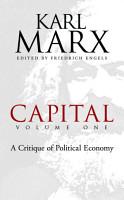 Capital  Volume I PDF
