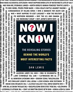 Now I Know Book