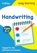 Handwriting  Ages 5 7 PDF