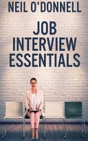 Job Interview Essentials