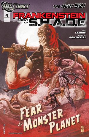 Frankenstein  Agent of SHADE  2012    4