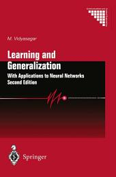 Learning and Generalisation: With Applications to Neural Networks, Edition 2