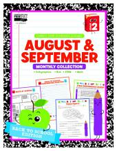 August & September Monthly Collection, Grade 2