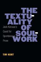 The Textuality of Soulwork PDF