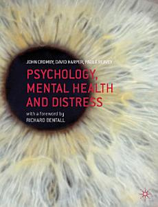 Psychology  Mental Health and Distress Book
