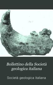 Bollettino della Società geologica italiana: Volumi 13-14