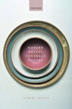 Modern Social Contract Theory PDF