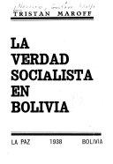 La verdad socialista en Bolivia PDF