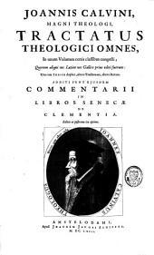 Opera omnia, in novem tomos digesta: Volume 8