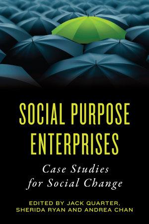Social Purpose Enterprises PDF