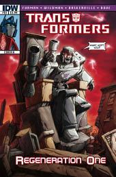 Transformers: Regeneration One #81
