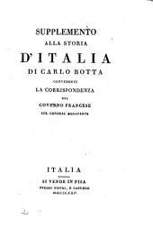 Storia d'Italia dal 1789 al 1814: Volume 1,Edizione 2