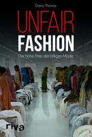 Unfair Fashion PDF