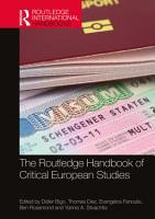 The Routledge Handbook of Critical European Studies PDF
