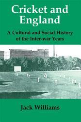 Cricket and England PDF