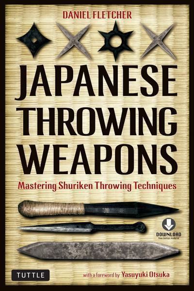 Japanese Throwing Weapons PDF