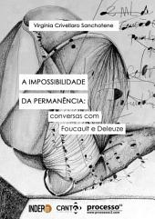 A Impossibilidade Da PermanÊncia
