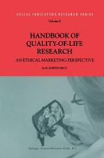 Handbook of Quality-of-Life Research