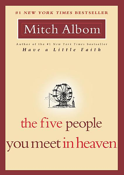 Download The Five People You Meet in Heaven Book