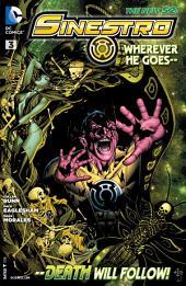 Sinestro (2014- ) #3