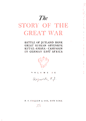 The story of the great war: with complete historical record of events to date, Volume 9