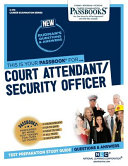 Court Attendant Security Officer