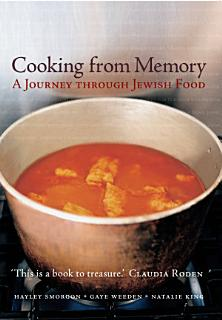 Cooking from Memory Book