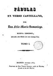 Fábulas en verso castellano, 1: Volumen 3