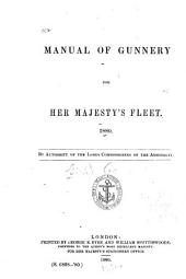 Manual of Gunnery for Her Majesty's Fleet: 1880