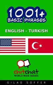 1001+ Basic Phrases English - Turkish