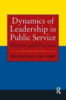 Dynamics of Leadership in Public Service PDF