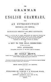 The Grammar of English Grammars: With an Introduction Historical and Critical