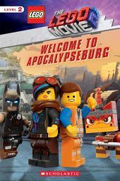 Reader (The LEGO Movie 2)