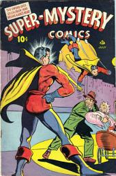 Super Mystery Comics Vol 5 No 1