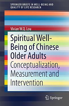Spiritual Well Being of Chinese Older Adults PDF