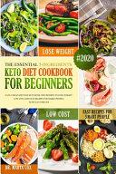 The Essential 5-Ingredients Keto Diet Cookbook For Beginners #2020