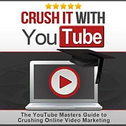 Crush It With Youtube Book PDF