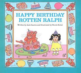 Happy Birthday  Rotten Ralph PDF