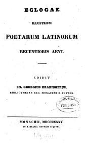 Eclogae Illustrium Poetarum Latinorum Recentioris Aevi