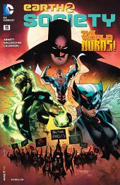 Earth 2: Society (2015-) #11