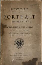 Histoire du portrait en France