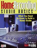 Home Recording Studio Basics PDF